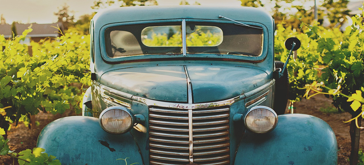 Oldtimer Vehicle in Tennesse | Breast Cancer Car Donations