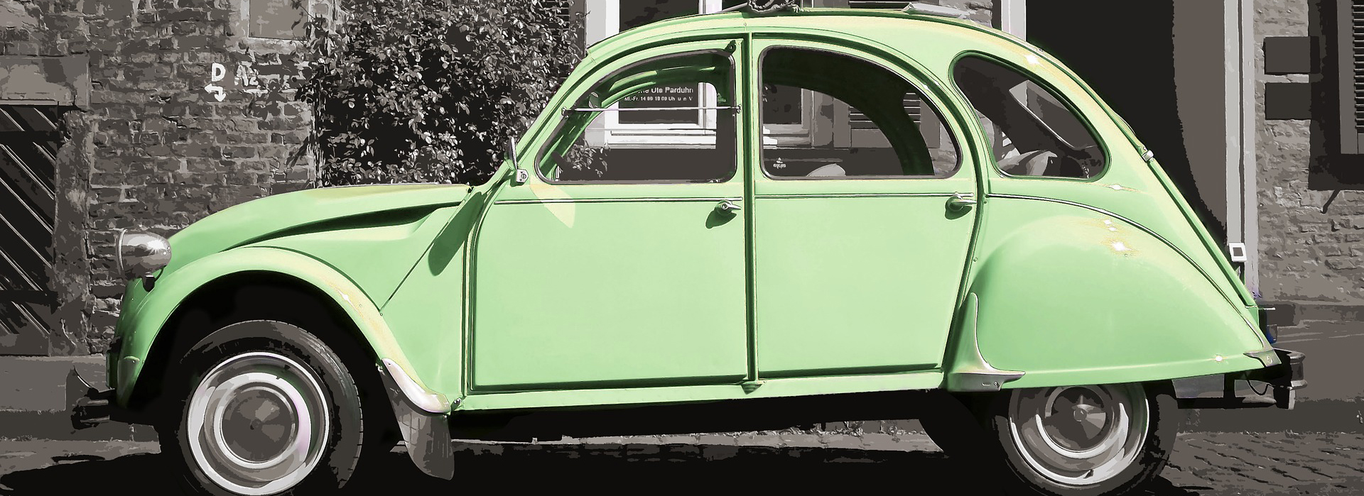 Green Classic Beetle in Bolingbrook | Breast Cancer Car Donations