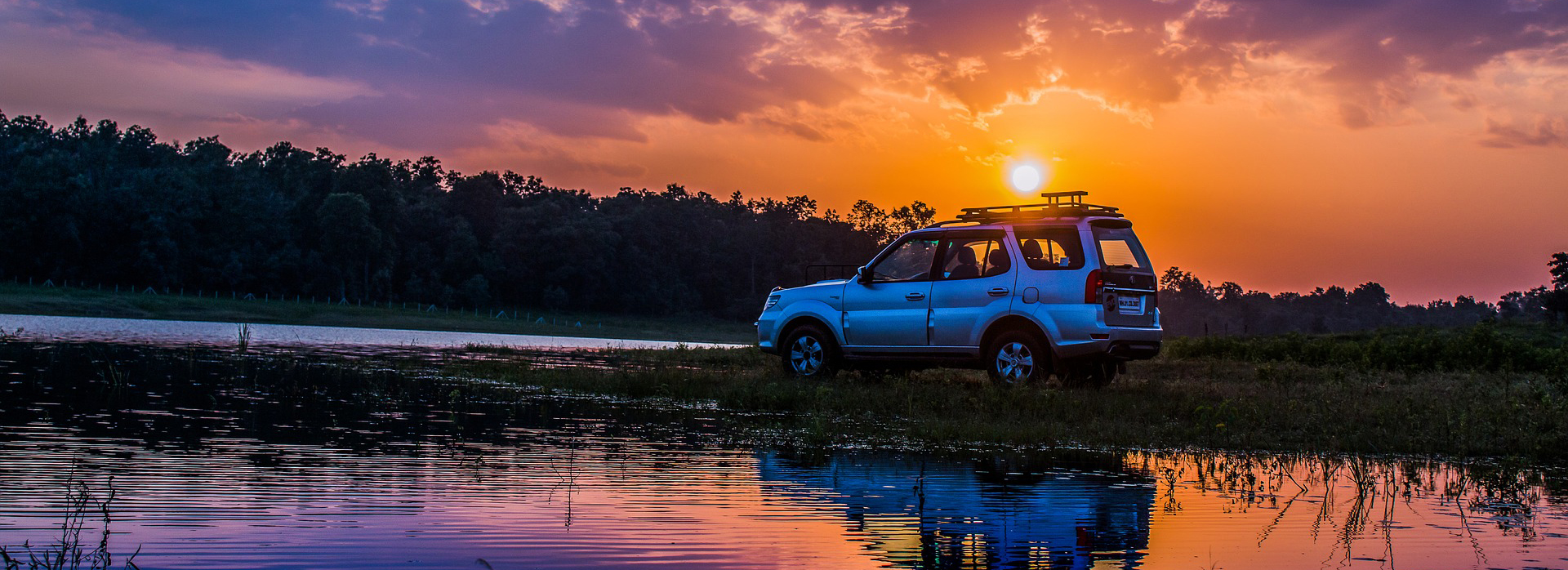 Awesome Sunset in Cape Coral Florida   Breast Cancer Car Donations