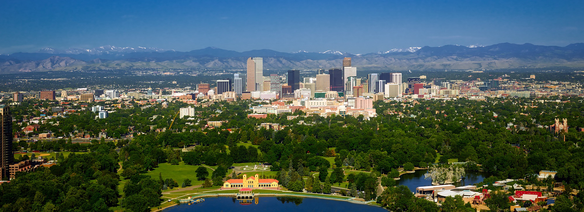 Denver Cityscape | Breast Cancer Car Donations