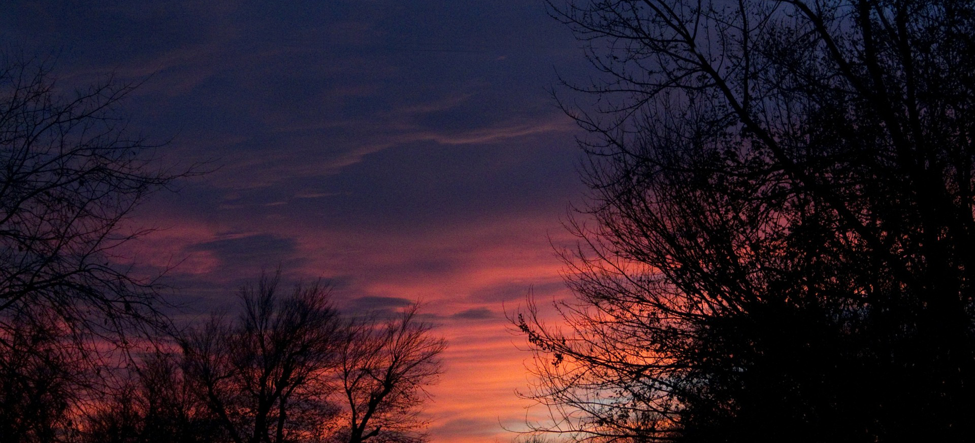 Sunset in Oklahoma | Breast Cancer Car Donations