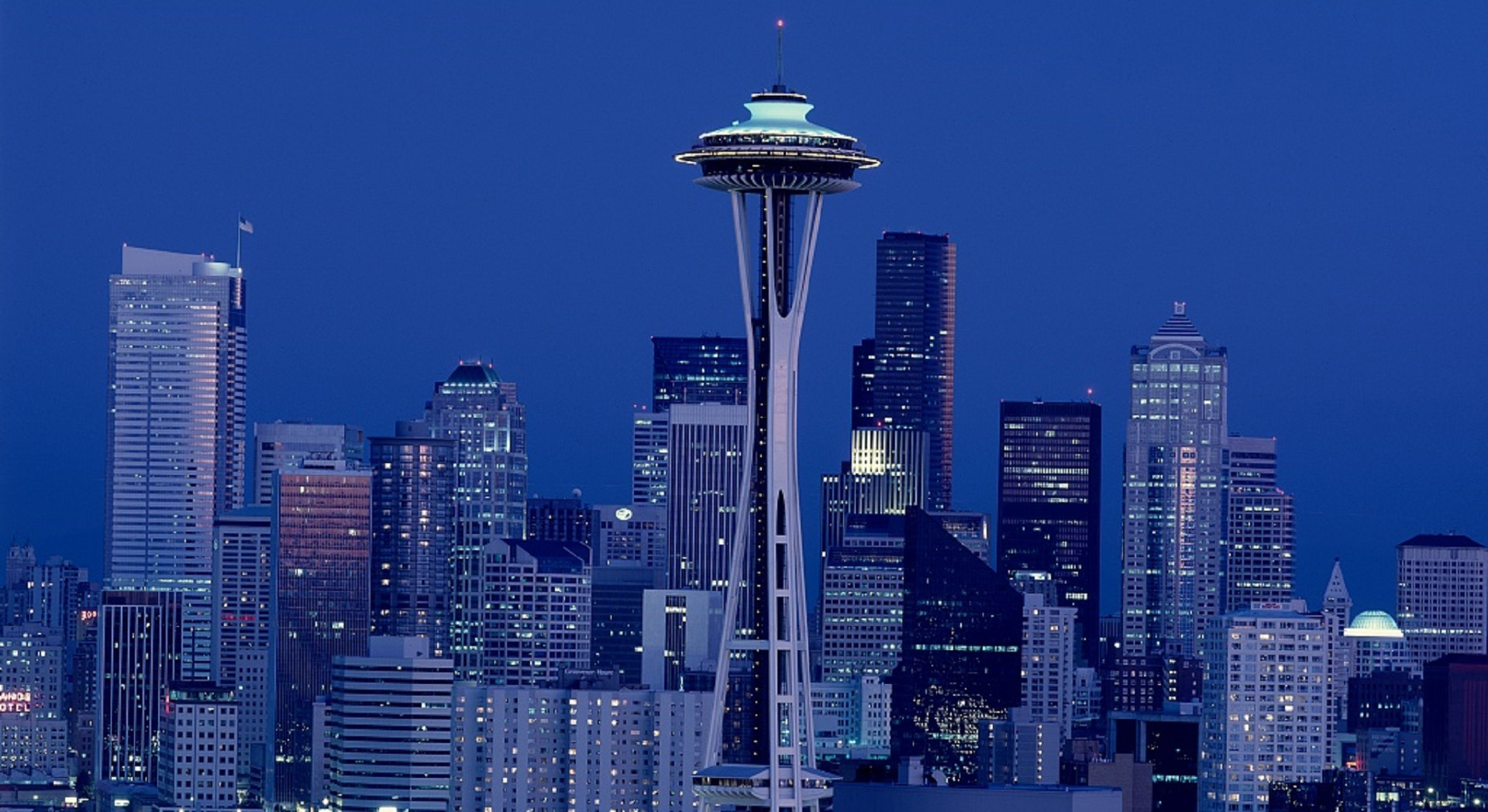 Space Needle in Seattle Washington | Breast Cancer Car Donations