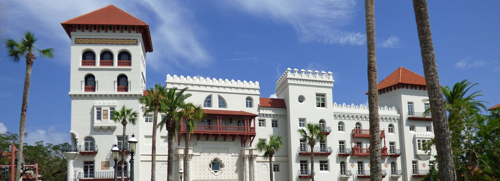 Historic Architecture in St. Augustine Florida | Breast Cancer Car Donation