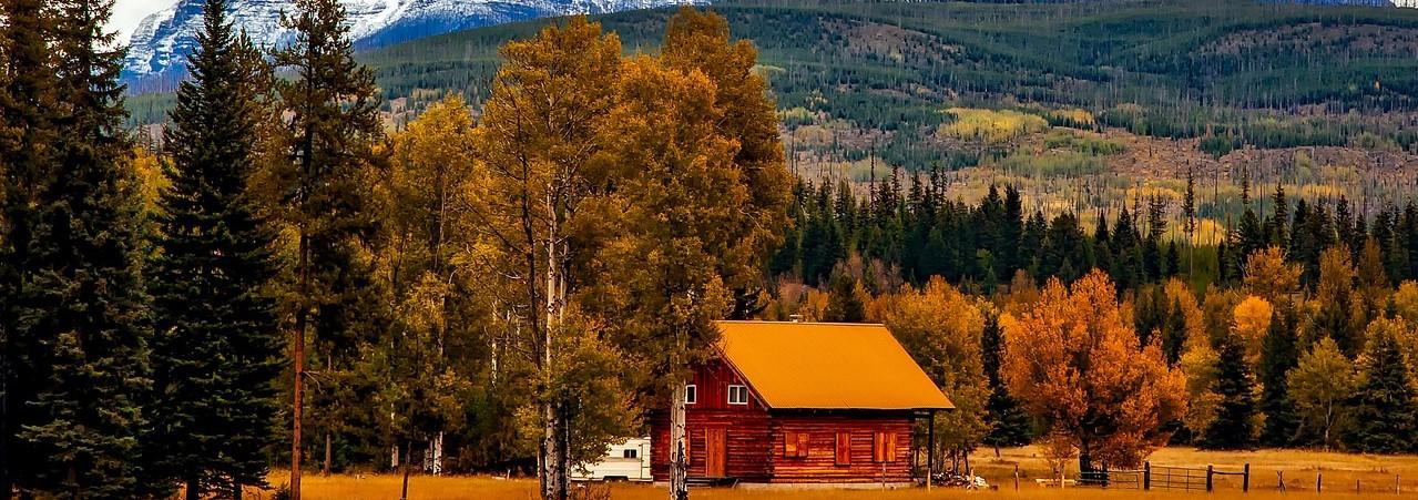 Autumn in Colorado - Grand Tetons National Park, Wyoming - CarDonations4Cancer.org