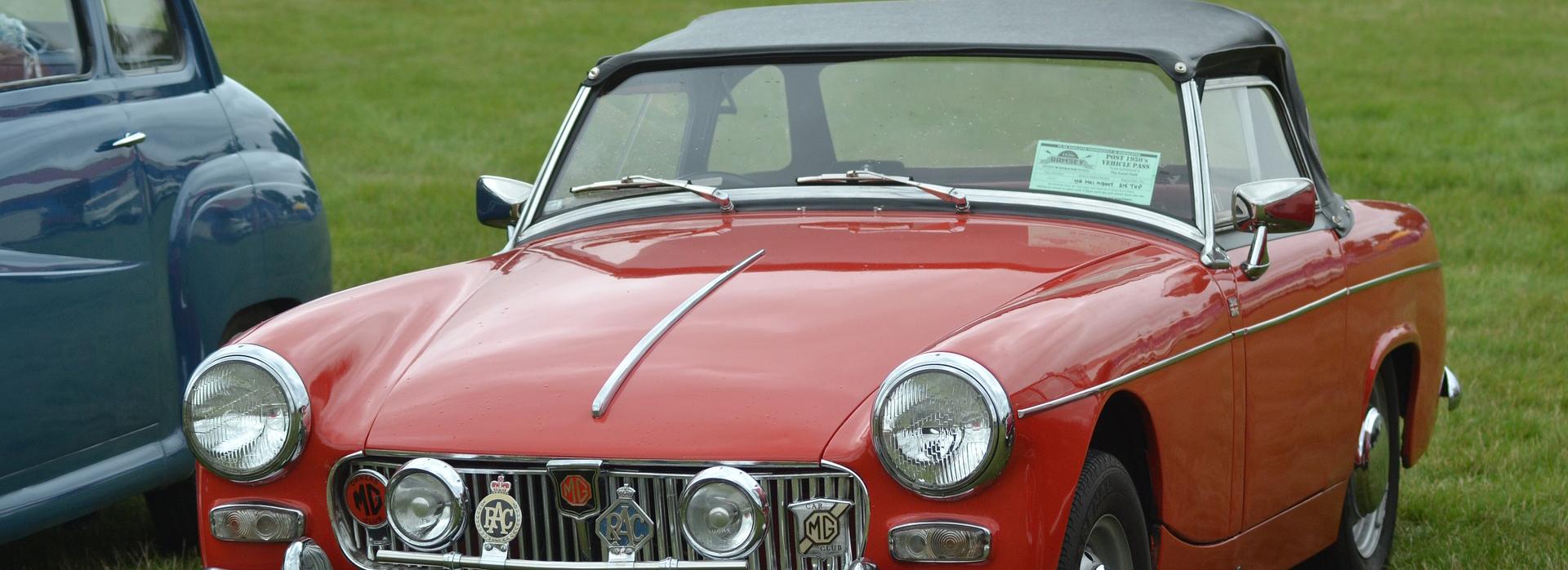 Classic Car in Pembroke Pines Florida - CarDonations4Cancer.org