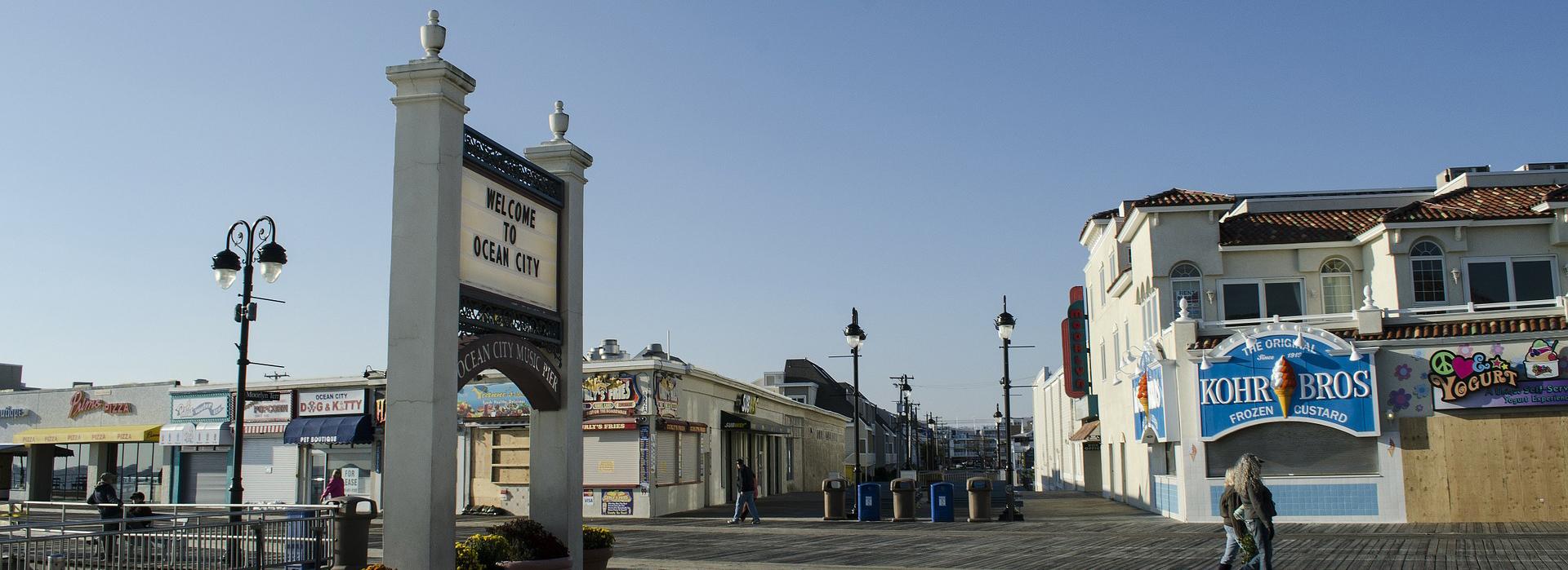 Ocean City New Jersey -