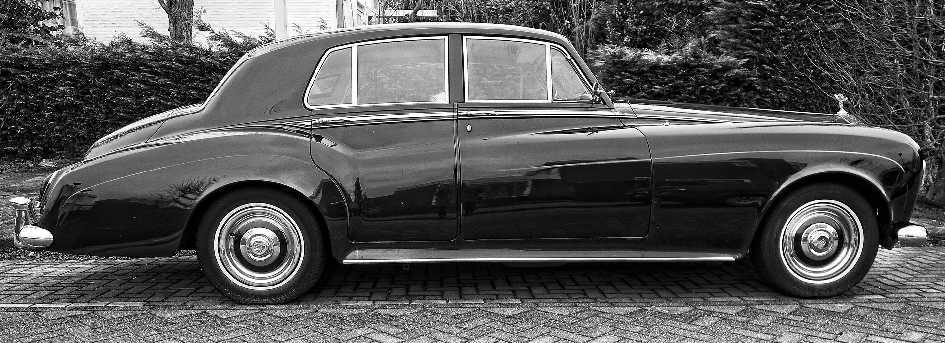 Classic Rolls Royce in Palmdale -