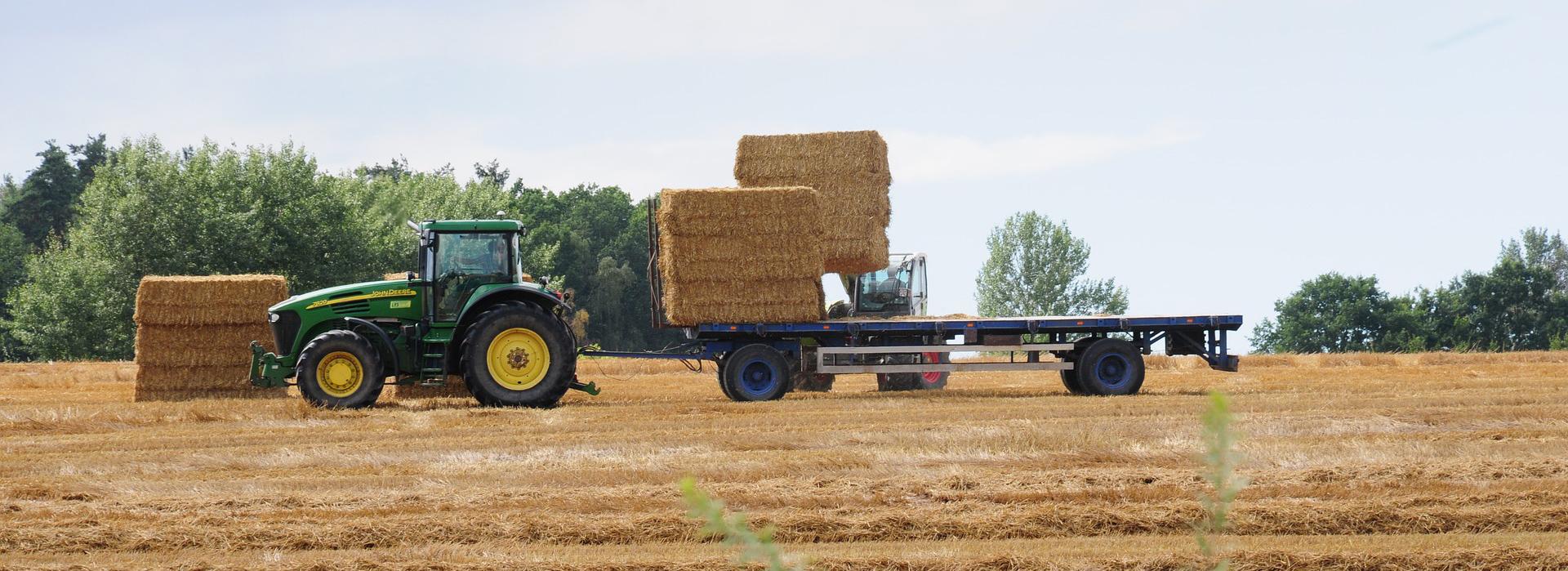 Tractor in a Farm, Pueblo Colorado - CarDonations4Cancer.org