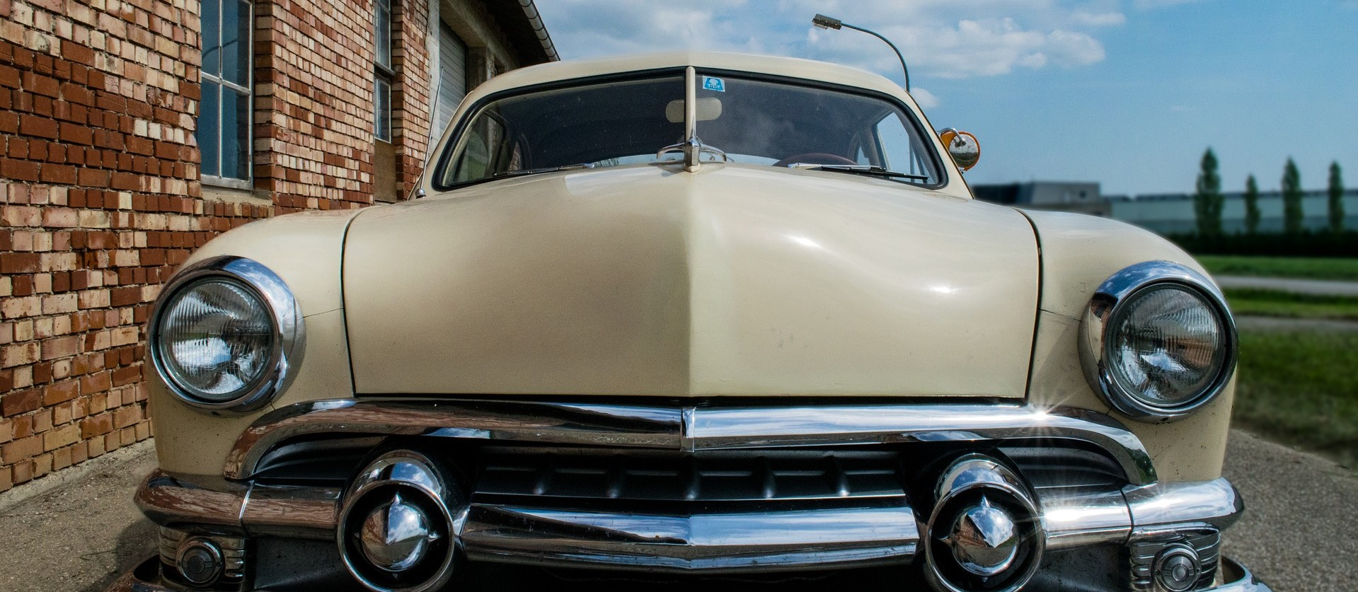 Oldtimer Car in Pensacola, Florida | Breast Cancer Car Donations