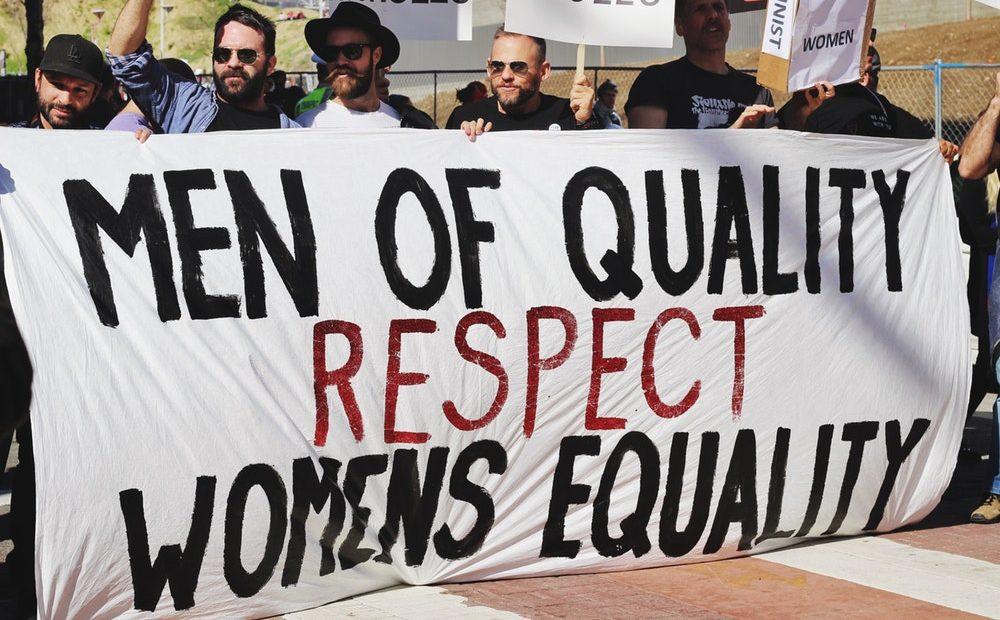 Men Celebrating Gender Equality Month | Breast Cancer Car Donations