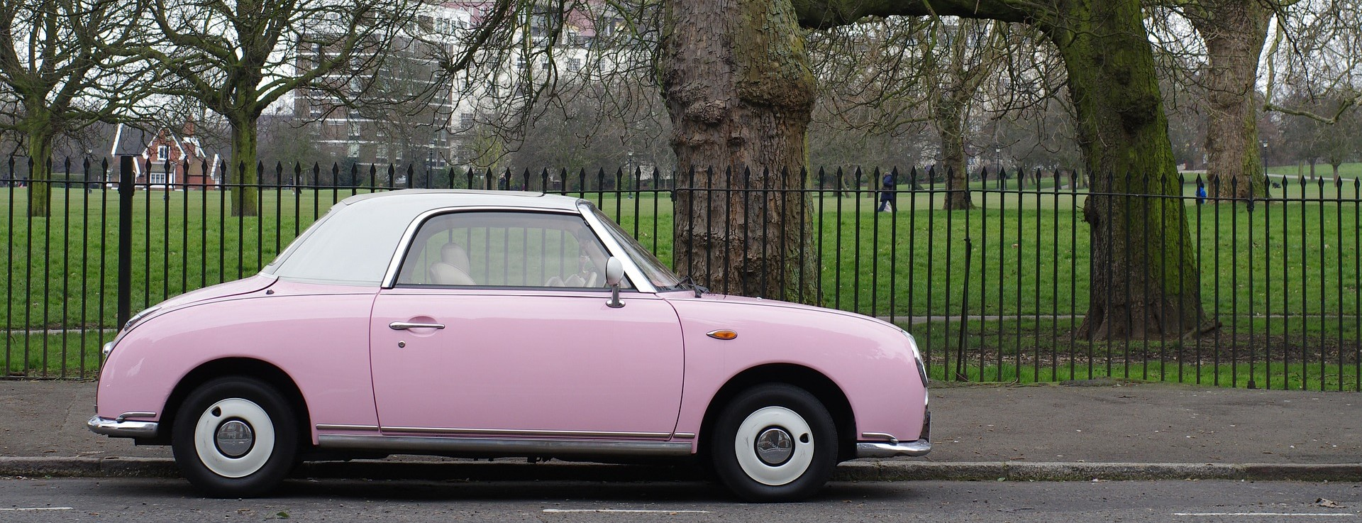 Pink Car in Sylmar, California   Breast Cancer Car Donations