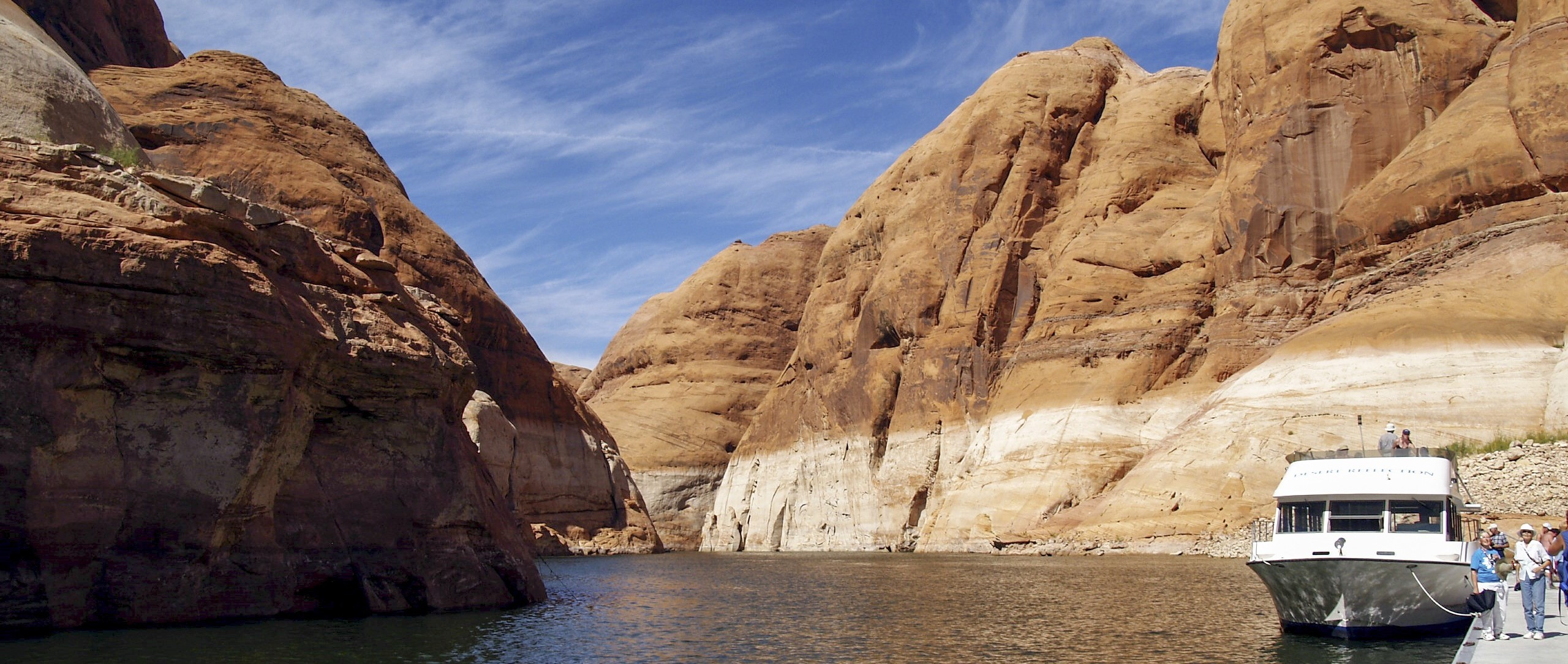 Boat Ride in Lake Powell, Arizona | Breast Cancer Car Donations