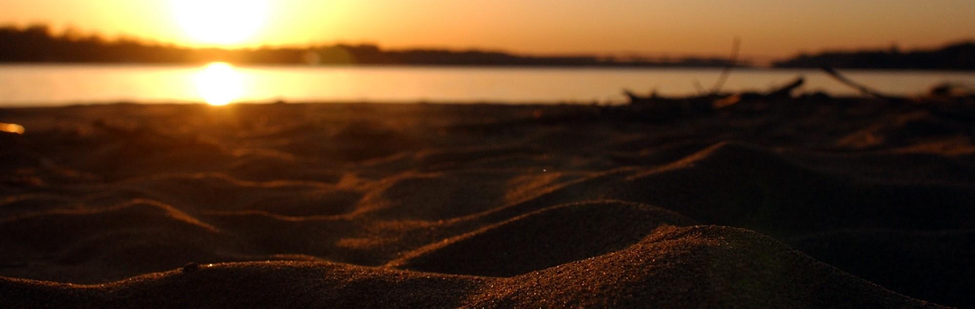 Sunset in Glen Burnie, Maryland - CarDonations4Cancer.org