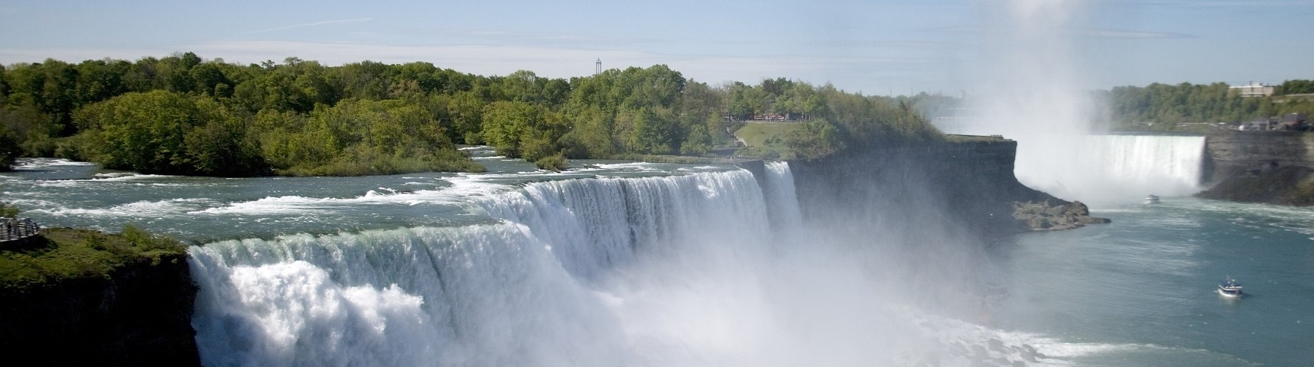 The Famous Niagara Falls of New York - CarDonations4Cancer.org
