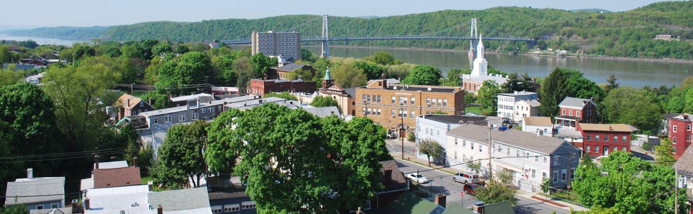 A view of Poughkeepsie, New York - CarDonations4Cancer.org