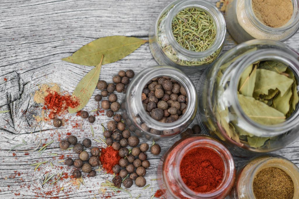 Herbs and Spices in a Jar | Breast Cancer Car Donations