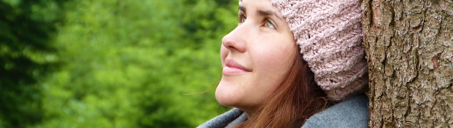 Woman Enjoying Outdoors in Glen Burnie, Maryland - CarDonations4Cancer.org