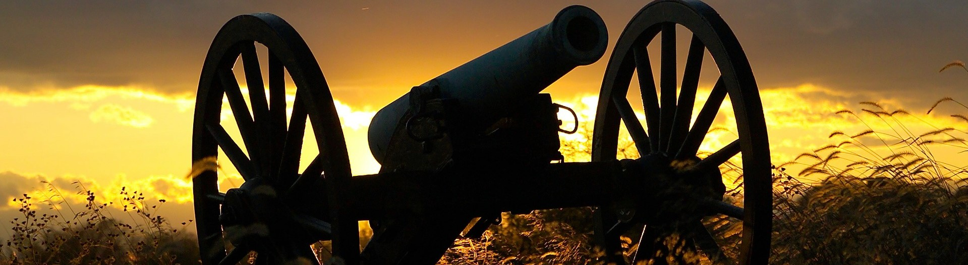 Old Artillery in Marland - CarDonations4Cancer.org