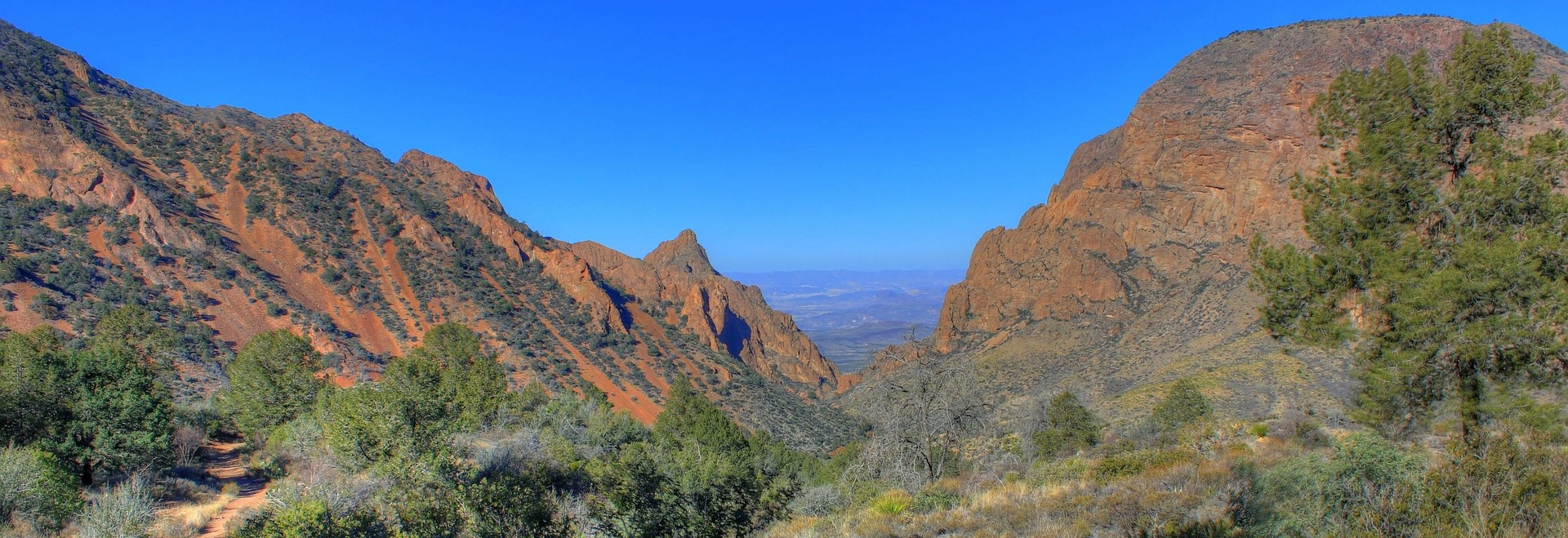 The Big Bend National Park in Texas | Breast Cancer Car Donations