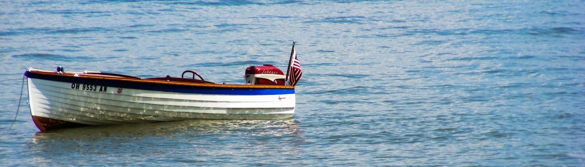 Boat Sitting on Ohio waters | Breast Cancer Car Donations