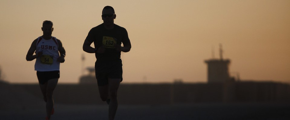 Men Running to stay Healthy this Men's Health Awareness Month | Breast Cancer Car Donations