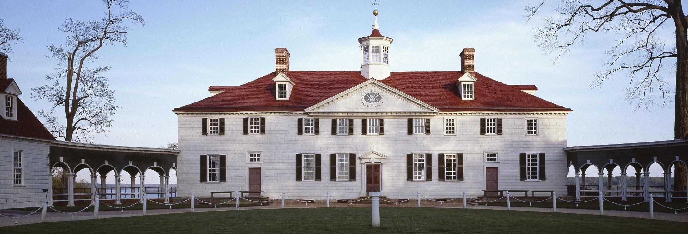 George Washington's Mount Vernon Estate in Virginia - CarDonations4Cancer.org