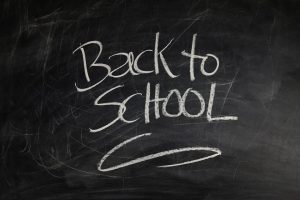 Back-To-School on the Board   Breast Cancer Car Donations