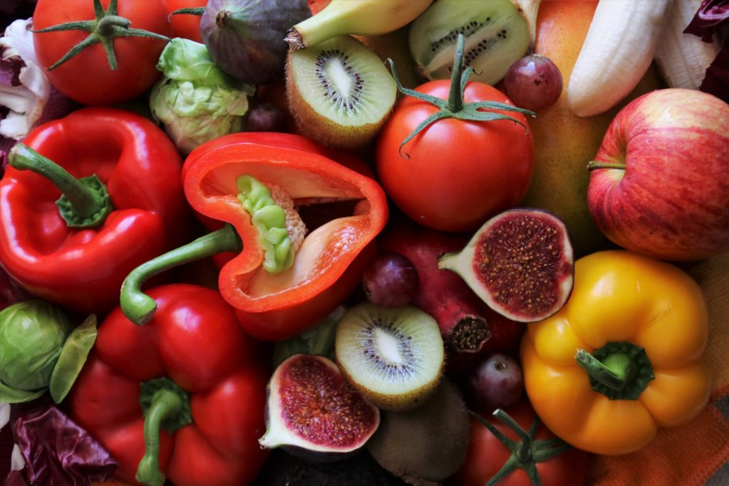 Fruits and Vegetables Month | Breast Cancer Car Donations