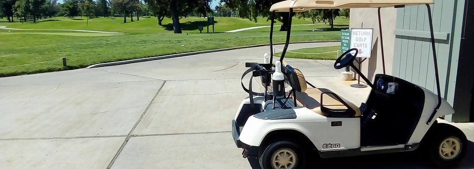 Golf Cart in The Villages, Florida | Breast Cancer Car Donations