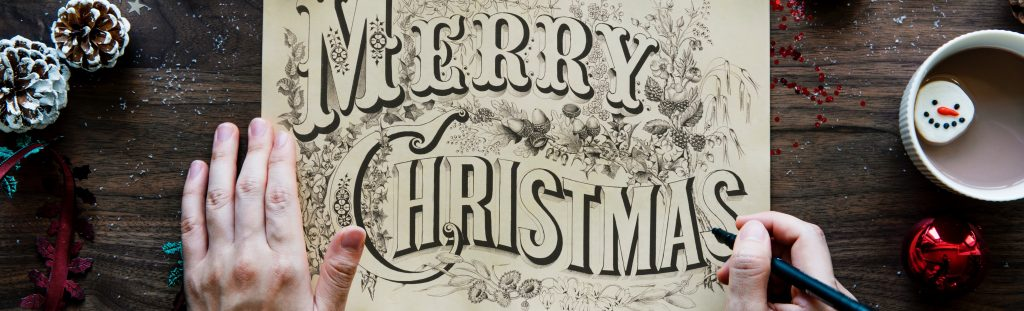 Christmas Day Artwork  | Breast Cancer Car Donations
