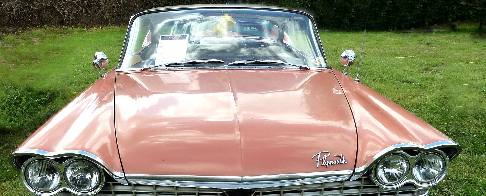 Classic Plymouth in New Rochelle, New York | Breast Cancer Car Donations
