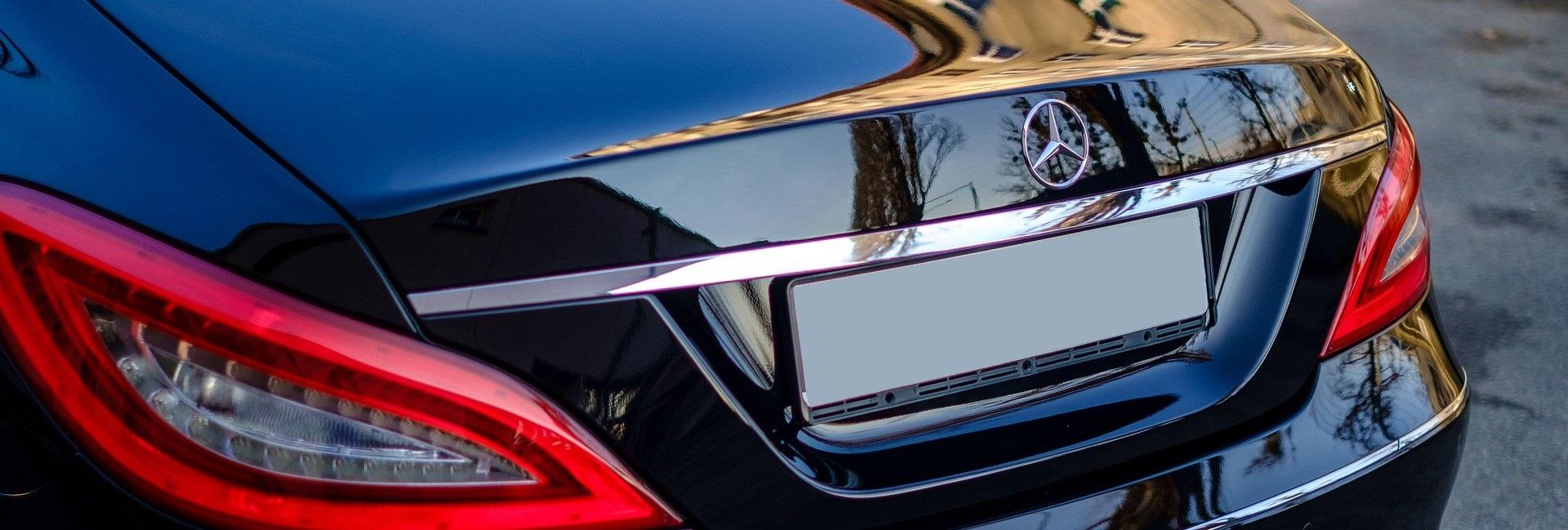 Mercedes in Los Altos, California | Breast Cancer Car Donations