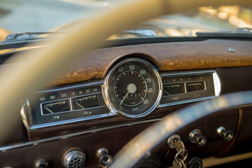Oldtimer Odometer   Breast Cancer Car Donations