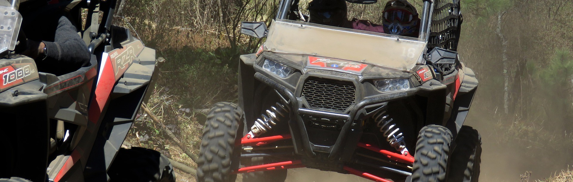 Off Road Ride in Sarasota, Florida | Breast Cancer Car Donations