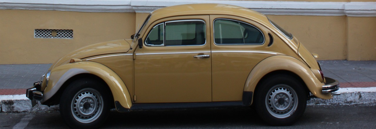 Oldtimer Beetle in Damascus, Maryland | Breast Cancer Car Donations