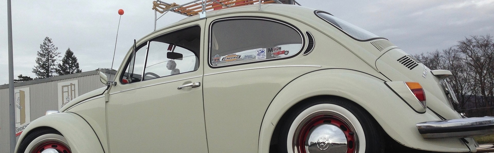 Oldtimer Beetle in Utica, New York   Breast Cancer Car Donations