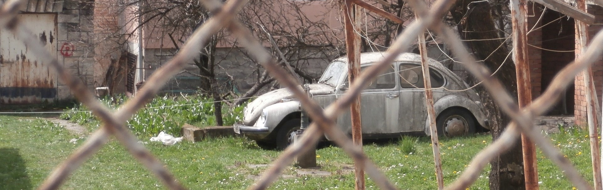 Oldtimer Beetle in White Plains, New York | Breast Cancer Car Donations