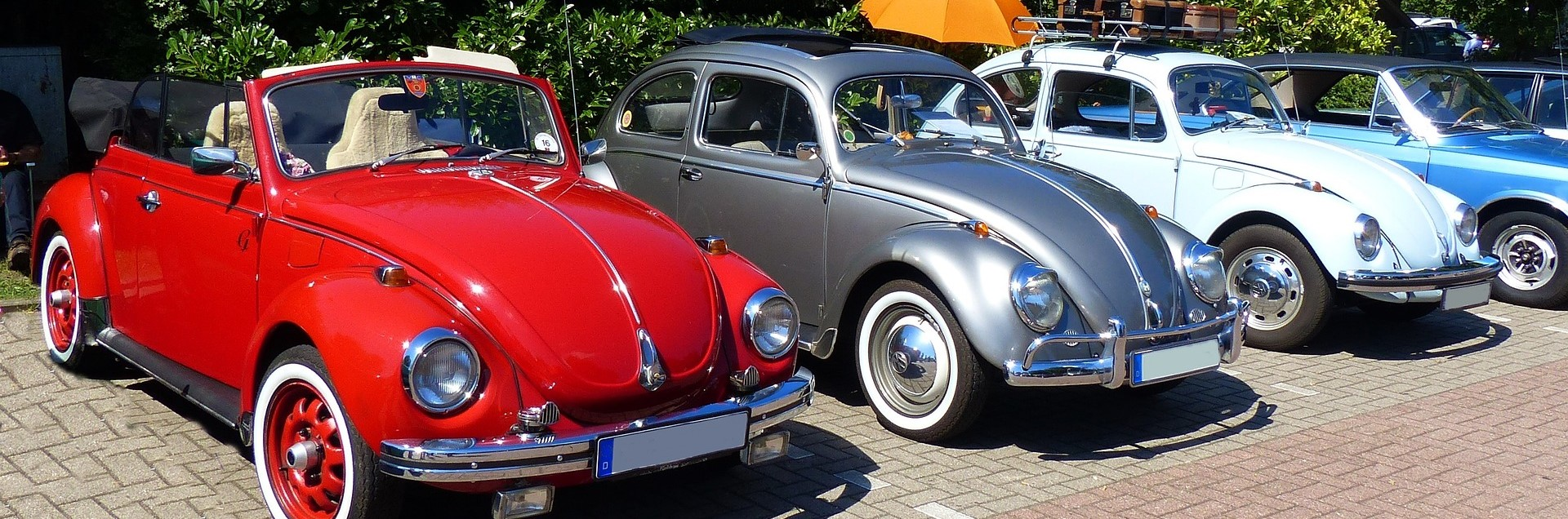 Oldtimer Beetles in Columbus, Georgia | Breast Cancer Car Donations