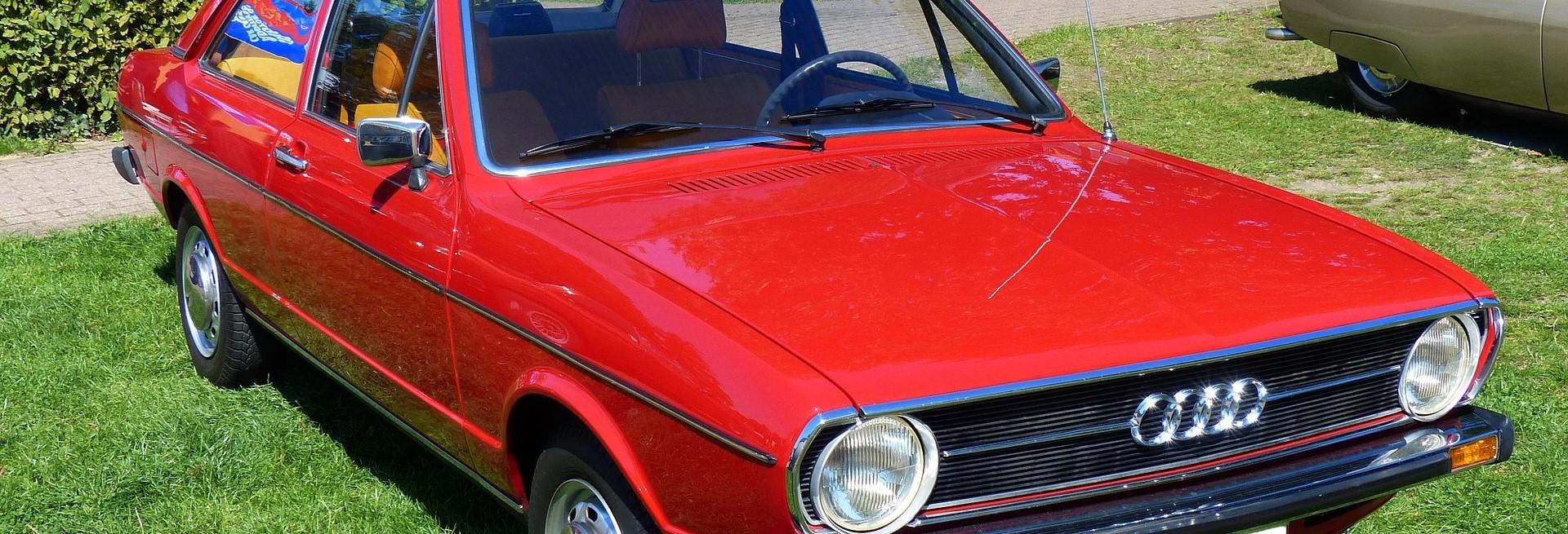 Oldtimer Car in Palo Alto, California | Breast Cancer Car Donations