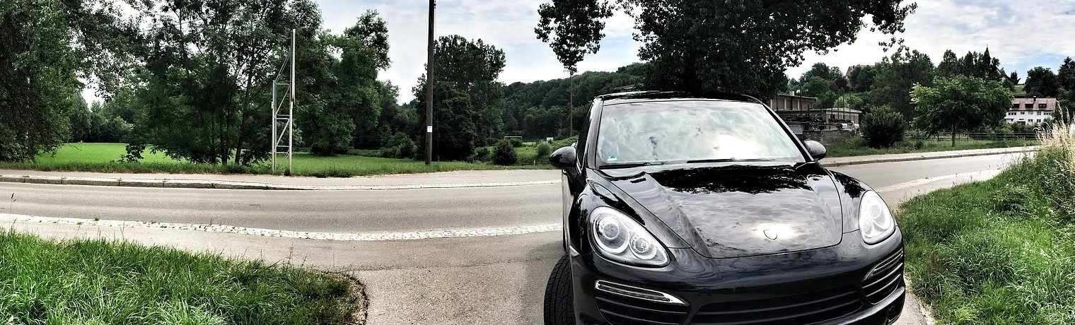 Black Porsche in Woodstock, Georgia | Breast Cancer Car Donations