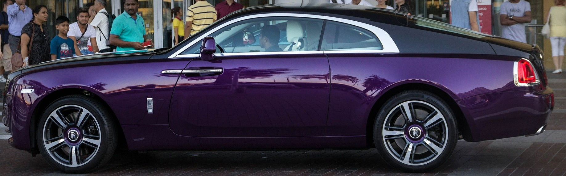 Purple Bentley in Jessup, Maryland | Breast Cancer Car Donations