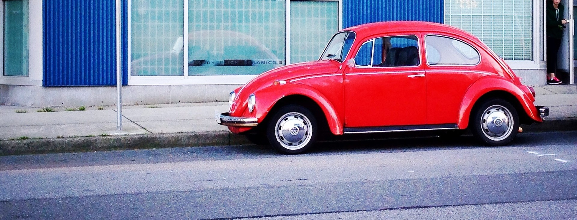Red Beetle in Owings Mills, Maryland | Breast Cancer Car Donations