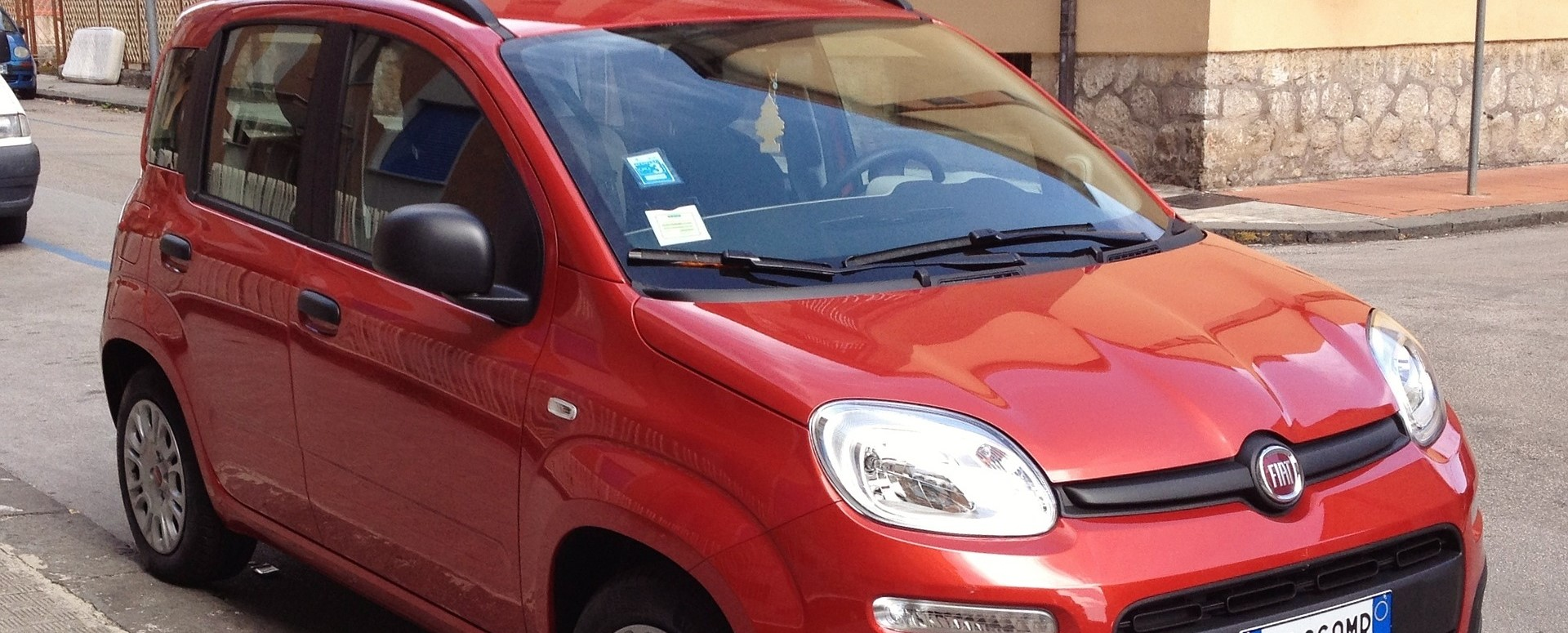 Red Fiat in Henderson, Nevada | Breast Cancer Car Donations