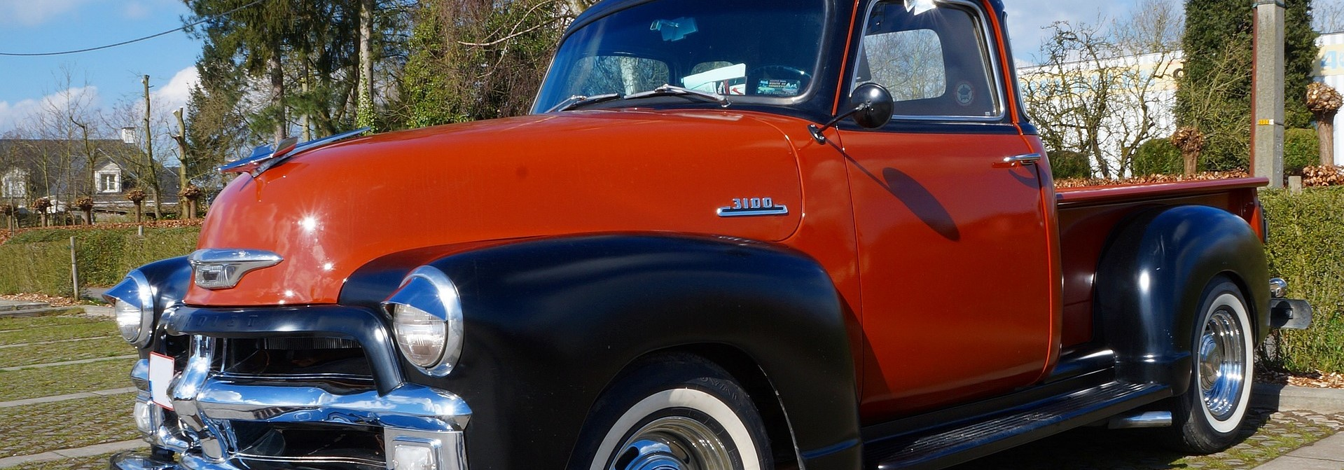 Retro Chevy in Pittsburgh, Pennsylvania | Breast Cancer Car Donations
