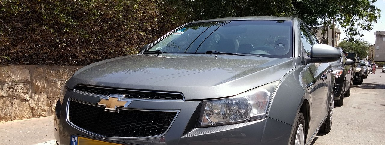 Silver Chevy in San Mateo, California | Breast Cancer Car Donations