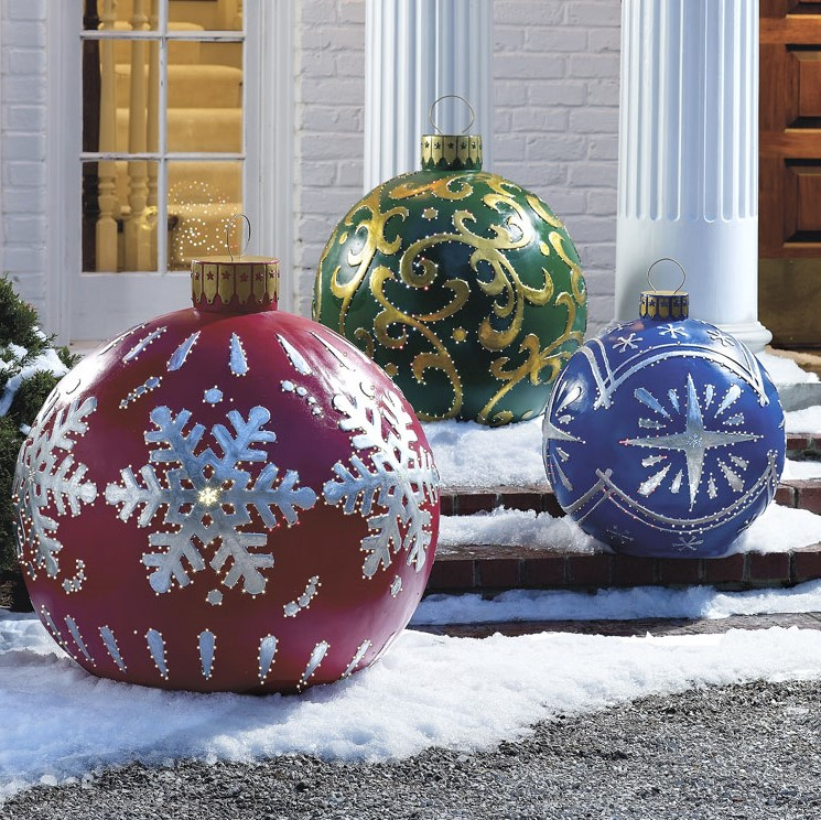 5 Best Outdoor Holiday Decorations Breast Cancer Car Donations