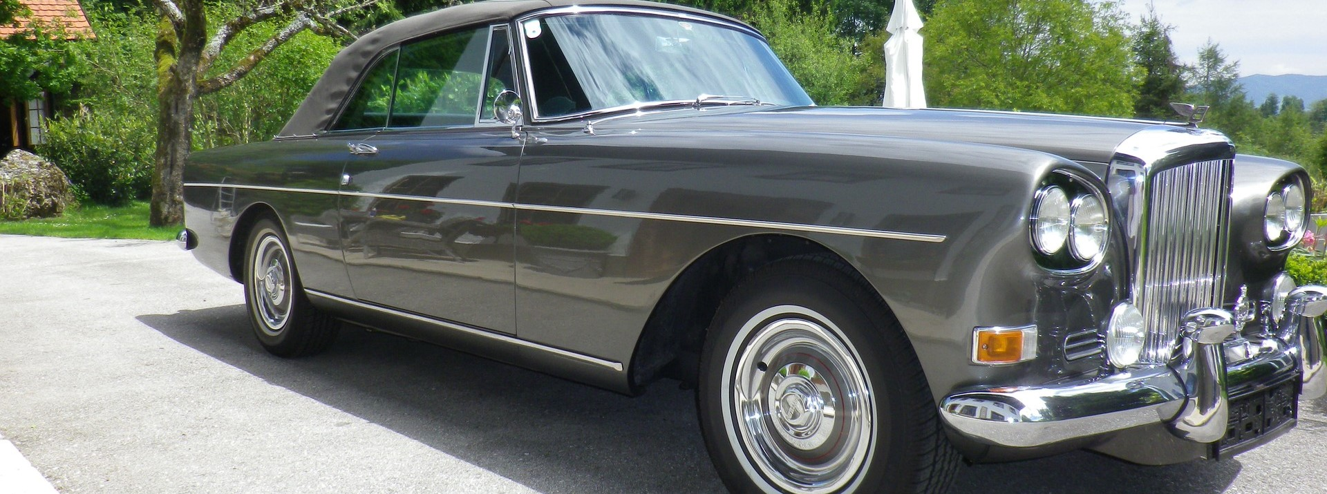 Vintage Bentley in Catonsville, Maryland | Breast Cancer Car Donations