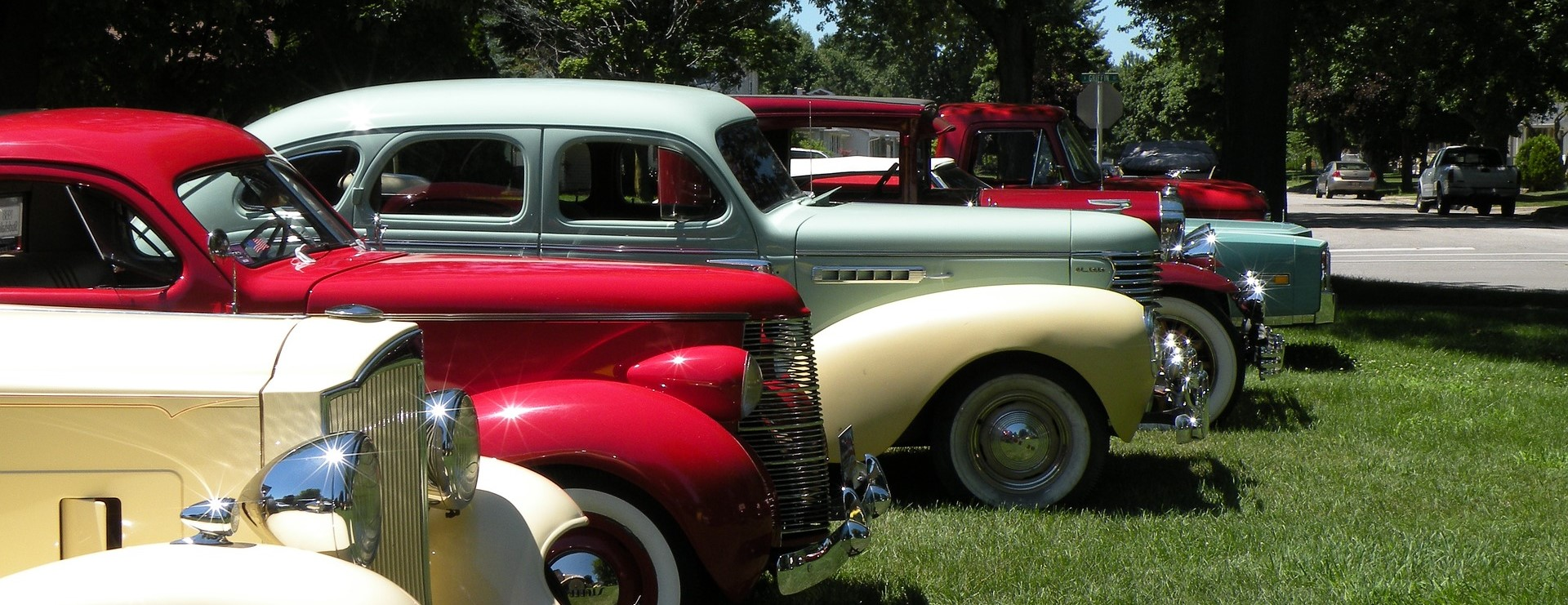 Vintage Cars in New Rochelle, New York | Breast Cancer Car Donations