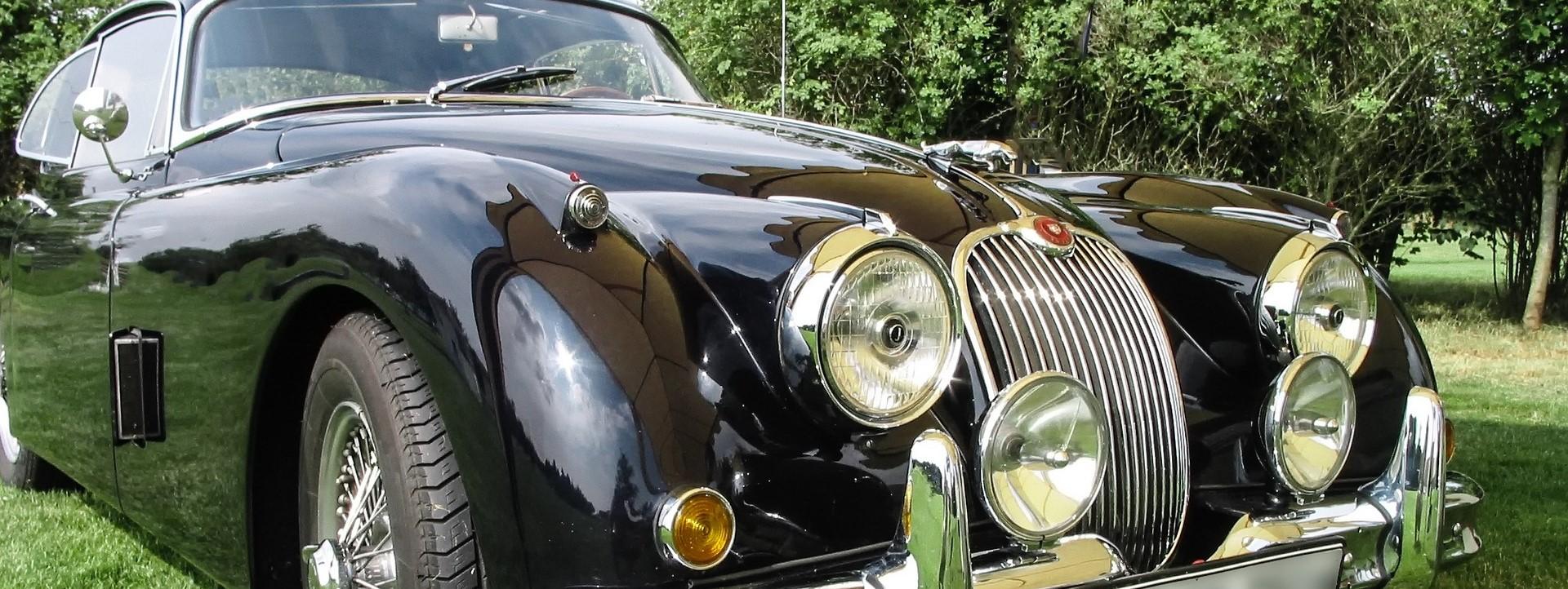 Vintage Jaguar in Jamestown, New York | Breast Cancer Car Donations
