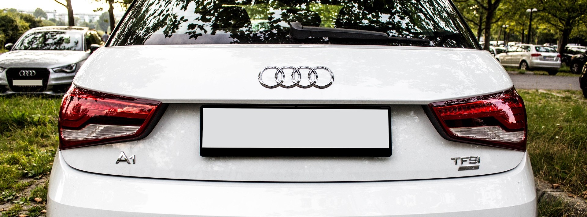 White Audi in Chesapeake, Virginia | Breast Cancer Car Donations